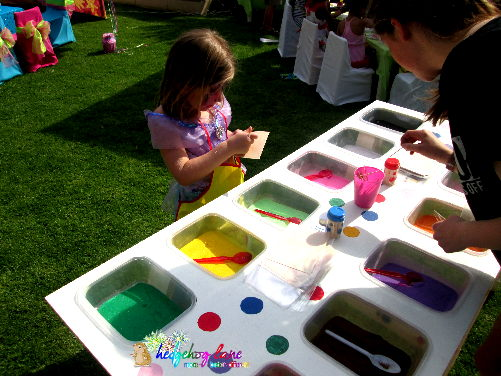 Sand Art Painting For Kids